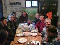 Lovački doručak u vodenici Vasićevoj