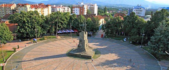 Kraljevo centar grada