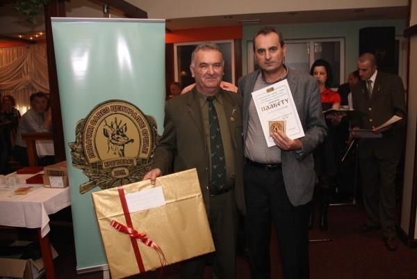 Proslava Lovačkog saveza Centralne Srbije 2011.